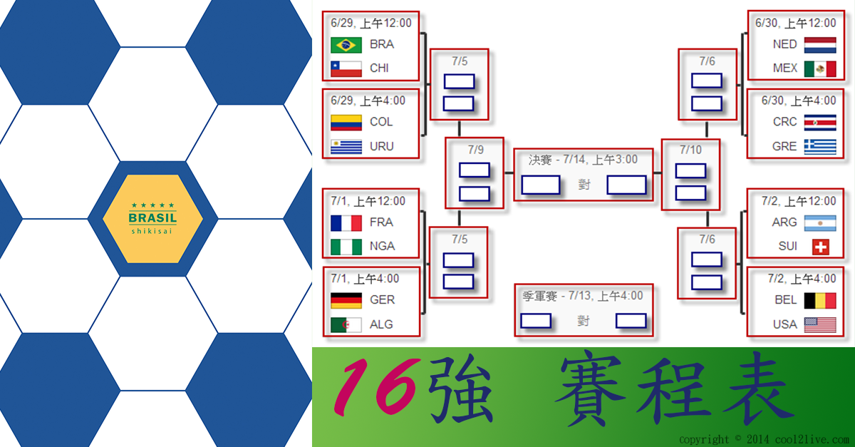世界盃足球賽 | 文聲貼圖