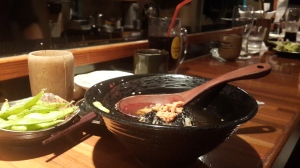 串場茶泡飯(鮭魚)