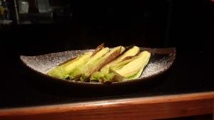 帶葉玉米筍